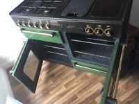 Leisure Rangemaster 110 Gas Freestanding Range Cooker