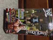 WWE BROCK LESNAR X 2 FIGURES ELITE SERIES Caboolture South Caboolture Area Preview