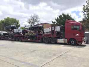 Truck and trailers combo Car/Truck carriers South Morang Whittlesea Area Preview