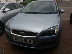 Ford Focus Zetec 1.6 Climate *Low miles*