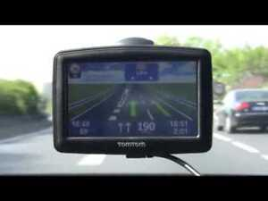 GPS TOMTOM PRESQ NEUF,US-CANADA 2017,MIS A JOUR,FONCTIONEL,4.3P