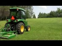 GRASS CUTTING/SNOW REMOVAL