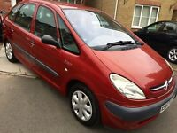 Citroen Picasso MPV 1.6 LX 5dr - MOT 26.2.17 - 3 Owners - 6 Stamps - Bargain Price!!