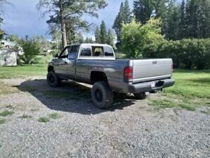 1997 Dodge Power Ram 2500 Laramie Pickup Truck
