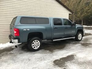 WOW! 2013 Chevrolet Silverado 2500 Diesel Truck, Low KMs