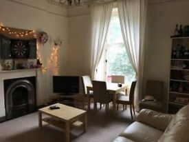 Double Bedroom in Spacious Flat on Meadows