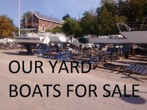 LOTS of BOATS FOR SALE
