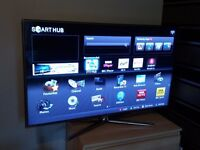 """Samsung 46"""" Smart 3D TV"""