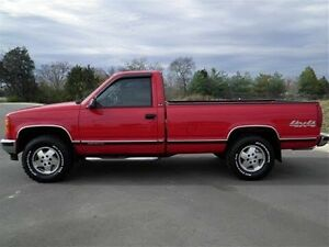 Looking for first truck
