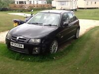 Mg zr 1.4 black