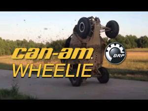 Can-am Sport Low Override Commander Maverick