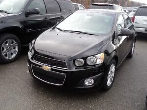 2012 Chevrolet Sonic LT Sedan *CERTIFIED*