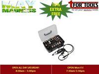 Sealey E5188 Multi-Purpose Rotary Tool & Engraver Set 219pc 230V
