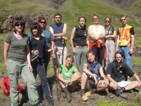 Volunteering & sustainable living in Iceland