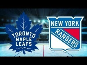 Toronto Maple Leafs v. NY Rangers, Mar.23 - Prime GOLDS $389/tkt