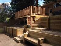 Professional Deck And Fence - Save 15% if Booked By May 1st