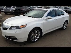 Looking for 2011 to 2014 Acura TL SH-AWD