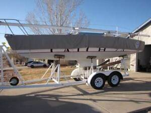Wanted: Sailboat Trailer