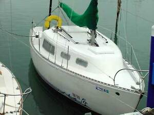 26ft Grampian sailboat for sale or trade