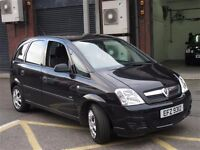 2010 VAUXHALL MERIVA 1.6 LIFE WITH ONLY 59K WITH FULL MOT & LOW INSURANCE!! (Not volkswagen or ford)