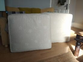 "£10 for 2x Large 26x30"" Floor Cushions"