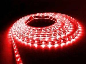 Hot Price!!! 12VDC 5m Red LED Adhesive Strip Lights Lane Cove Lane Cove Area Preview