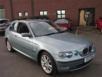 2004 BMW 318ti, SE COMPACT, *ONLY 53K!*, EXCELLENT HISTORY, VERY LONG MOT & IN EXCELLENT CONDITION!