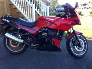 2002 Ninja 500R REDUCED TO 1800.00