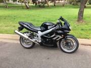 Triumph TT600 2002 Black. Great Condition Greenwith Tea Tree Gully Area Preview