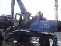 360 machine operator / HGV class 2 driver
