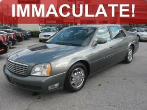 2004 Cadillac DeVille Fully Loaded Sedan