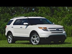 2015 Ford Explorer SUV, Crossover
