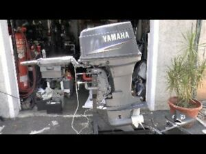 Looking for 85-90 HP, tiller outboard