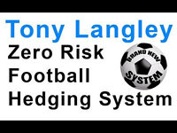 Football Betting System £10 -15k Per Month Income