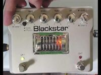 Blackstar HT dual overdrive pedal