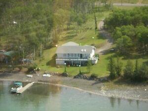 Home on Beautiful Green Lake