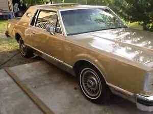Wanted! Parts for 1982 Lincoln