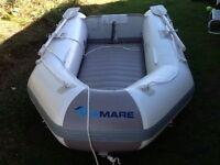 Brand new Viamare 250T inflatable dinghy AirFloor