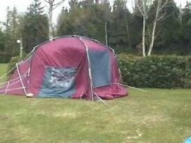 Pop up tent 4 man