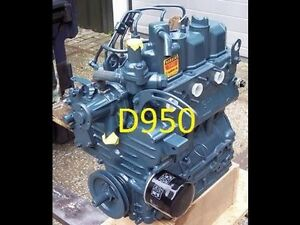 Kubota D950 engine wanted