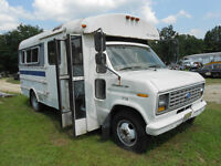 1989 Ford E-350 trade for quad