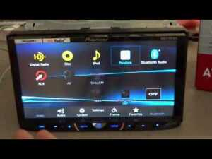 Pioneer Double Din Buy Car Stereo Amp Gps Navigation