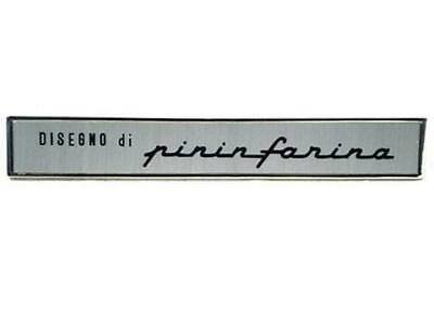 GENUINE Ferrari 348 Pininfarina Badge #20043105