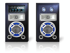 Bluetooth, FM Tuner, USB, Stereo Speaker System Complete (NEW!)