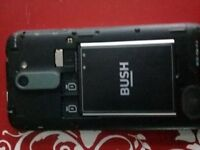 ANDROID BUSH MOBILE PHONE