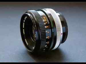 Looking for Vintage Lenses