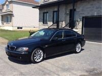 2008 BMW 750 LI EXECUTIVE EDITION SAFETY AND ETEST CHEAP