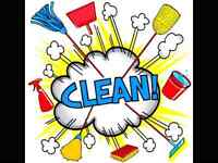 Lady cleaning available