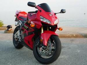 **2005 Honda CBR600R - Great condition**