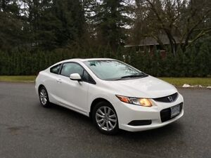 2012 Honda Civic Coupe *mint cond* fully loaded, nav, sunroof